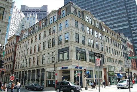 EJC building exterior
