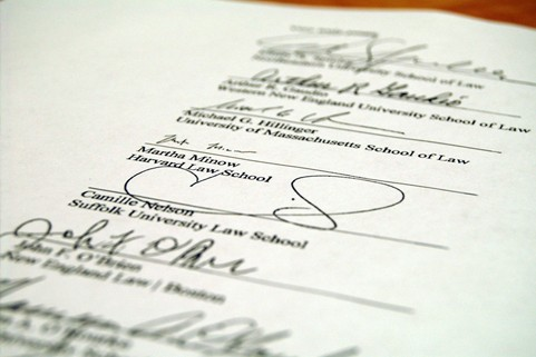 signatures image