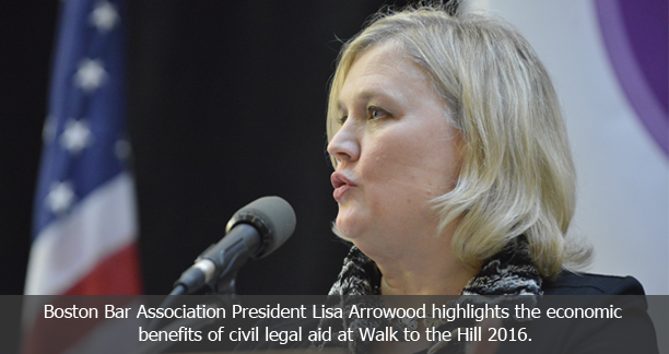 BBA President Lisa Arrowood