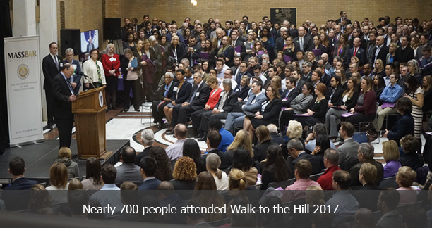 Walk to the Hill Attendees