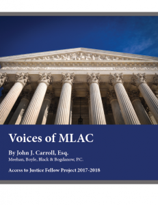 Voices of MLAC by John Carroll